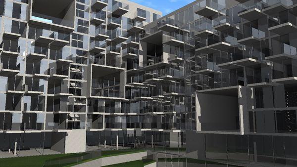 ensa paris val de seine cr er une synergie avec les coles d 39 ing nieurs architecture bim. Black Bedroom Furniture Sets. Home Design Ideas