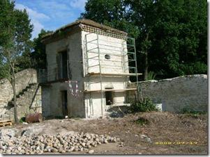 Etoile sur rhone 2009_renocavtion télégraphe chappe