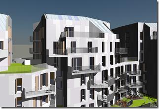 LEG Saussure - L-BA architectes