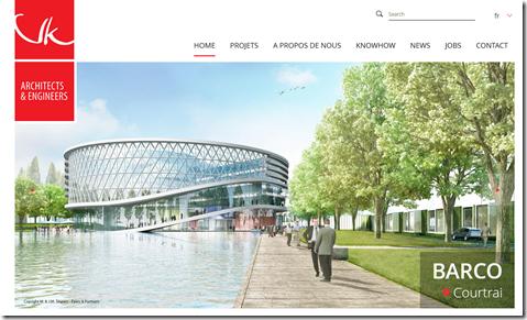 Des architectes et ingénieurs qui biment en belgique architecture