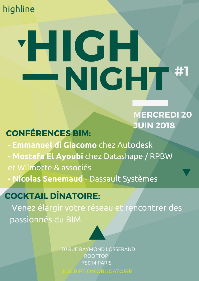 Affiche High-night intérvenants