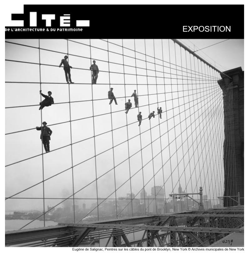 Cite Architecture Exposition Construction