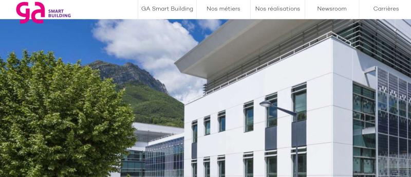 GASmartbuilding Green Solutions Awards