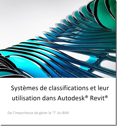 Classifications BIM Revit