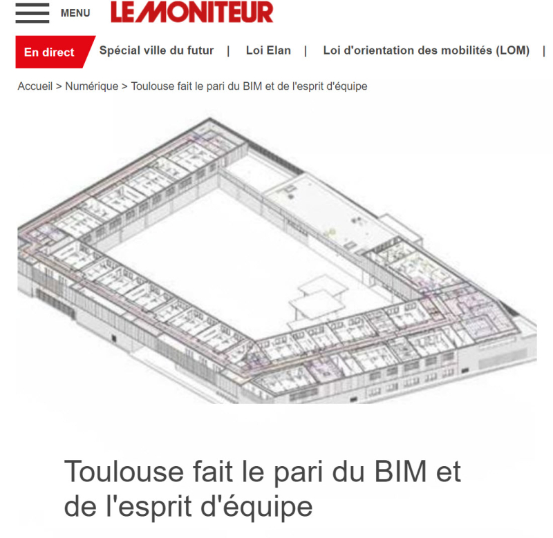 Toulouse BIM