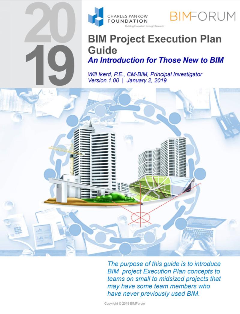 BIM Forum BEP 2019