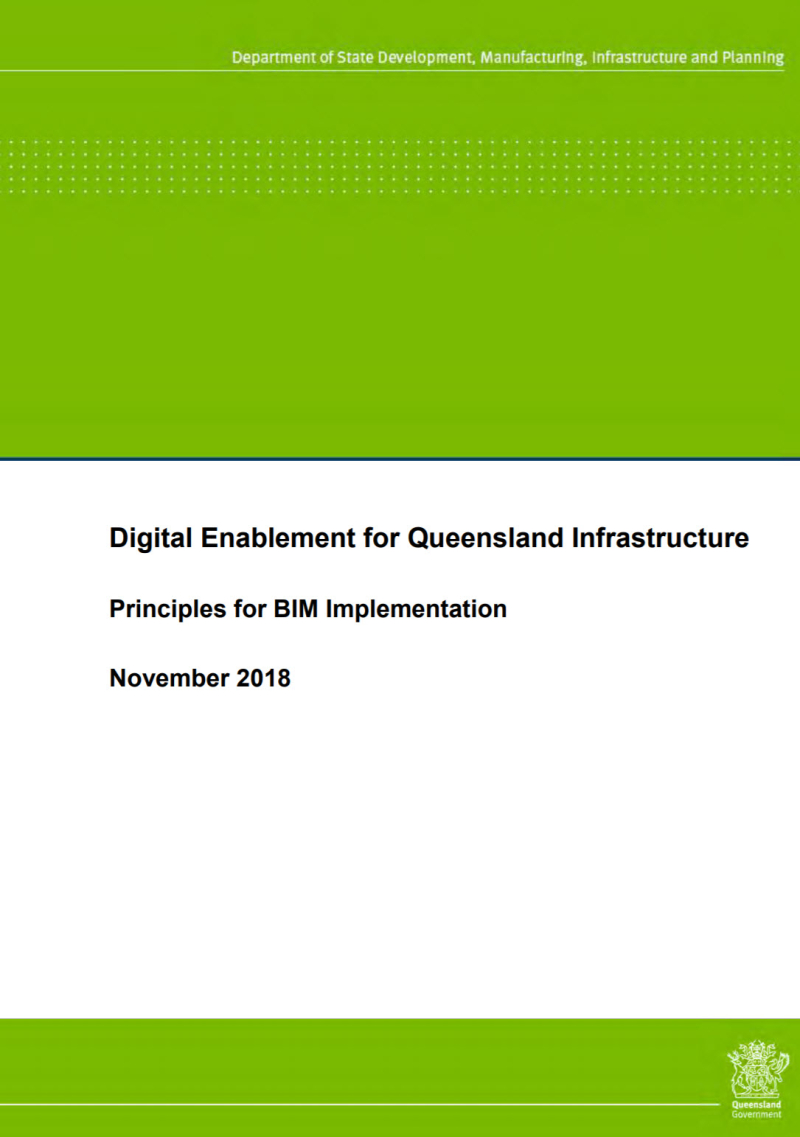 Queensland BIM obligatoire