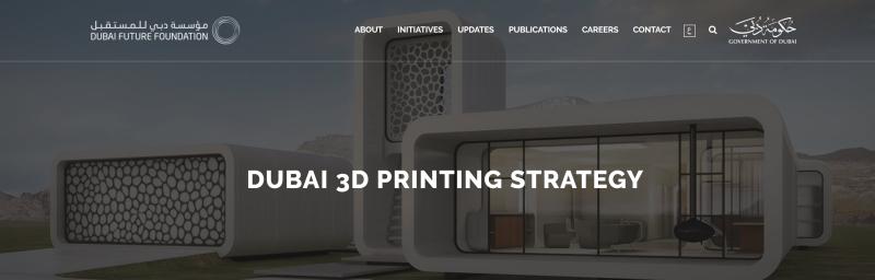Dubai 3D Printing 2025